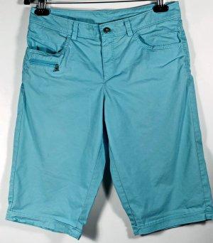 Bogner Pantalon 3/4 bleu clair coton