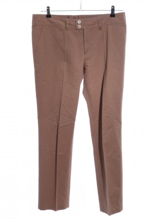 Bogner Suit Trouser bronze-colored business style