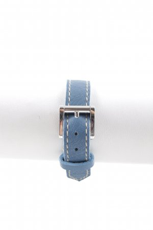 Bogner Bracelet silver-colored-petrol simple style