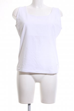 Bogner Basic Top white business style