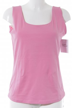Bogner Basic Top rosa Casual-Look