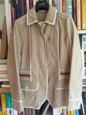 Bogner, beige klassische Jacke
