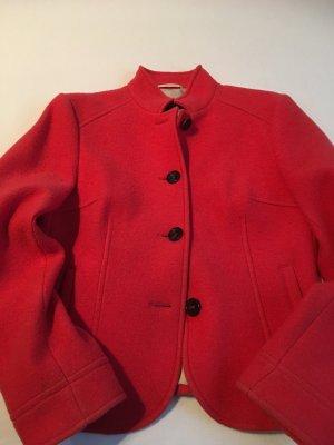 BOGNER Blazer Wolle rot Größe 38
