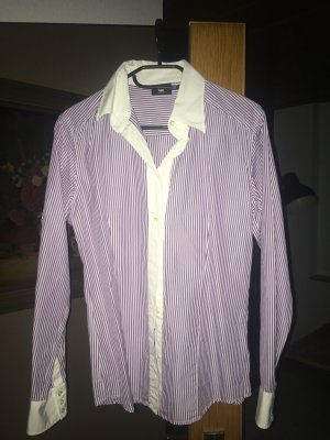Bogner Fire + Ice Blouse wit-paars