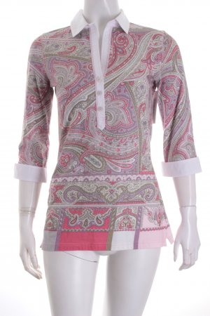 Bogner Bluse Paisleymuster Casual-Look