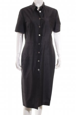 Bogner Blusenkleid schwarz Elegant