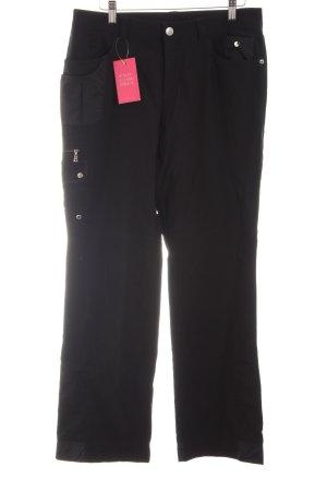 Bogner Cargo Pants black casual look