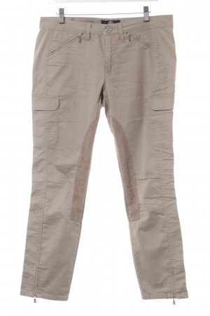 Bogner Chinohose beige Street-Fashion-Look