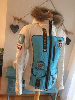 Bogner Daunen Ski -Jacke blau Gr M(38) Achtung !!!! Nicht mehr lange im Katalog
