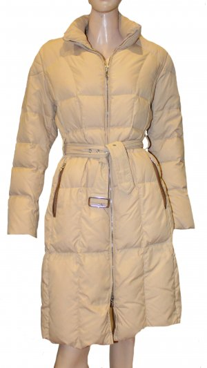 Bogner Down Coat cream polyester