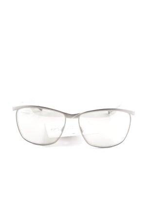 Bogner eckige Sonnenbrille grau Street-Fashion-Look