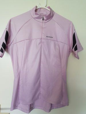 Bogner Sports Shirt black-mauve polyester