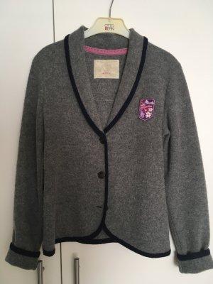 Bogner Fire + Ice Blazer in lana grigio Lana vergine