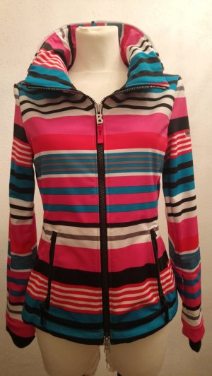 Bogner Fire and Ice Individual Jacke in Trendfarben pink blue - bunt und knallig