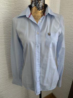 Bogner Fire + Ice Camisa de manga larga azul celeste