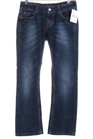 Bogner Fire + Ice Boot Cut Jeans dunkelblau Casual-Look