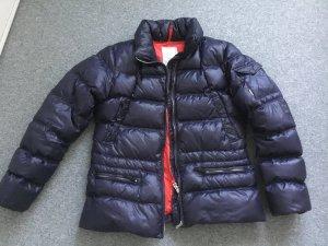 Bogner Fire + Ice Doudoune rouge-bleu foncé tissu mixte
