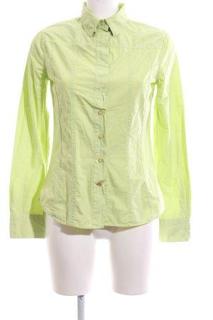 Bogner Fire + Ice Long Sleeve Shirt green casual look