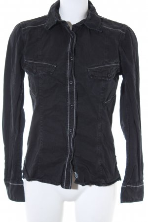 Bogner Fire + Ice Langarmhemd taupe Casual-Look