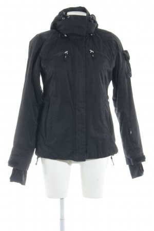 Bogner Fire + Ice Long Jacket black casual look