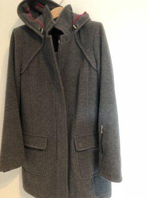 BOGNER FIRE&ICE Mantel, Größe 36, Wolle Grau NEU
