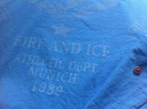 """BOGNER"" Fire&Ice - shirt SPEZIAL 1989 Athletic Munich"