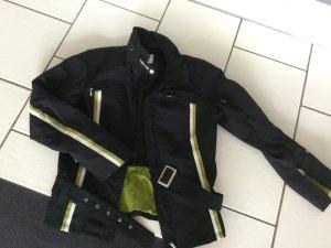 Bogner Fire + Ice Winterjack zwart-grasgroen Gemengd weefsel