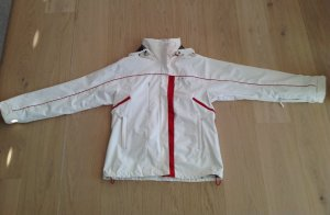 Bogner Fire + Ice Outdoor Jacket white-red