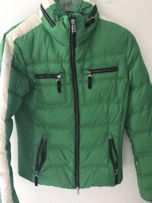 Bogner Fire + Ice Down Jacket white-green