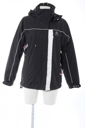Bogner Fire + Ice Winter Jacket black-white casual look