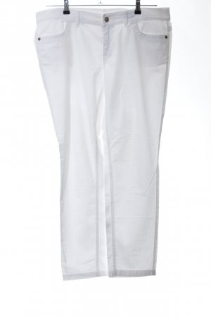 Bogner Five-Pocket Trousers white casual look