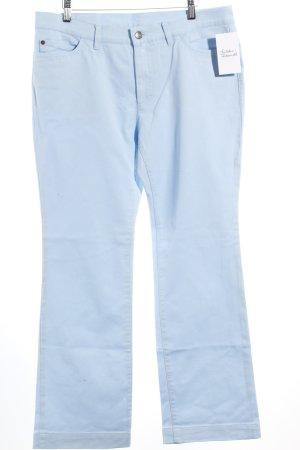 Bogner Five-Pocket-Hose hellblau klassischer Stil