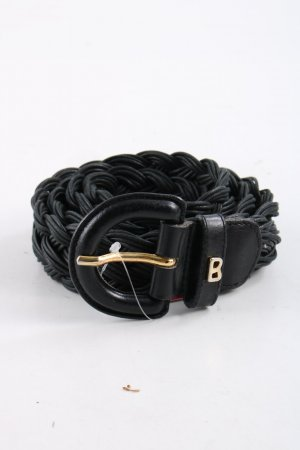 Bogner Braided Belt black casual look