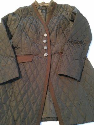 BOGNER Gehrock Blazer Größe 40 Khaki/ Dunkelgrün