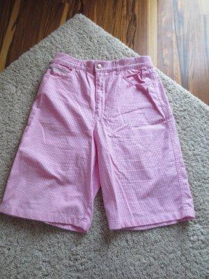 Bogner Golf Short, nur 2x getragen, Gr. 40, rosa karriert