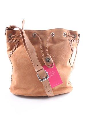 "Bogner Handtasche ""Arizona Scarlett Bucket Bag Cashew"" hellbraun"