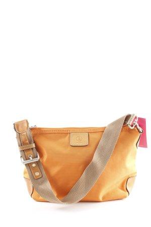 Bogner Handtasche beige-hellorange Casual-Look