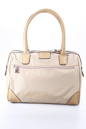 Bogner Handtasche beige klassischer Stil