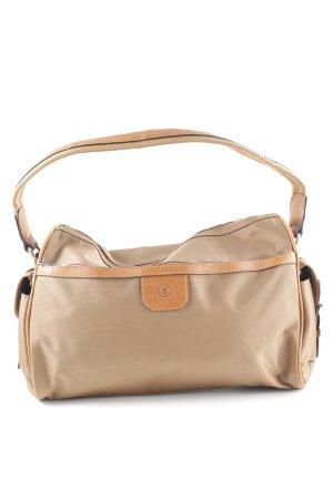 Bogner Handtasche braun-bronzefarben Elegant