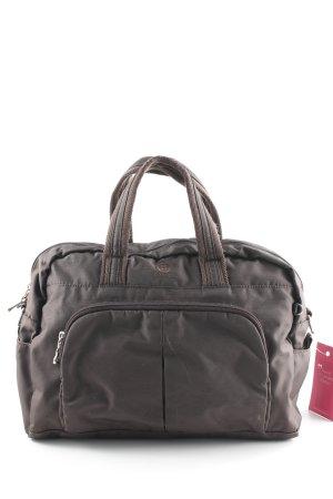 Bogner Handtasche dunkelbraun Casual-Look