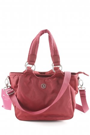 Bogner Handtasche dunkelrot Casual-Look
