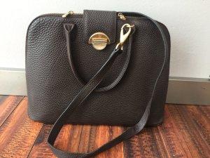 Bogner Handtasche mit Henkeln und Schulterriemen