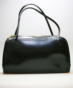 Bogner Handtasche mit Lochmuster