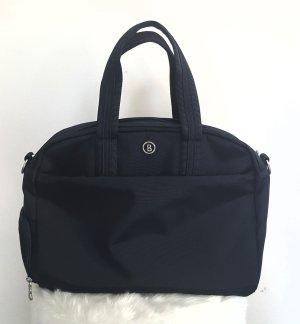 Bogner ~ Handtasche Nylon blau