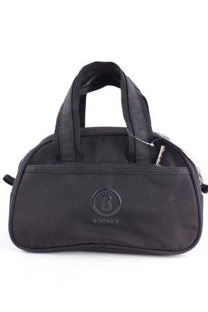 Bogner Handtasche schwarz Casual-Look