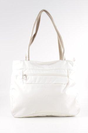 Bogner Handtasche weiß Casual-Look