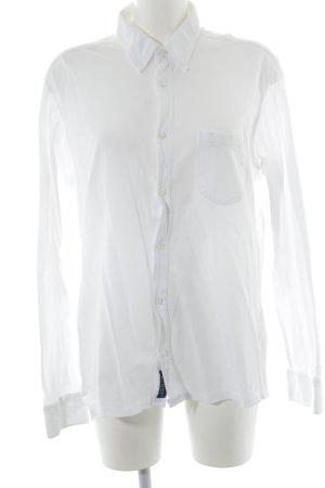 Bogner Hemd-Bluse weiß Casual-Look