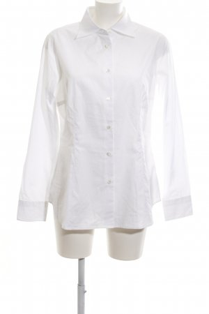 Bogner Hemd-Bluse weiß klassischer Stil