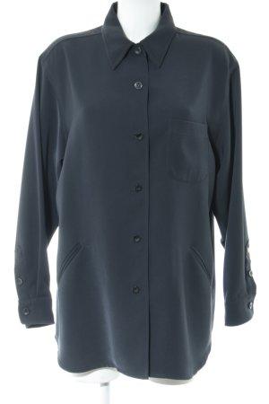 Bogner Hemdblusenkleid dunkelblau Casual-Look