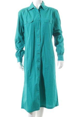 Bogner Hemdblusenkleid kadettblau sportlicher Stil
